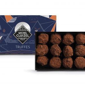 Truffes Cacao Michel Cluizel Coffret Royaume Lunaire